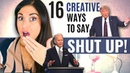 Don't Say Shut Up | Polite British English and Informal Slang Expressions