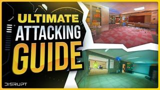 How To Attack: Kitchen/Service on Coastline - Rainbow Six Siege