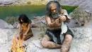Старейшей специализированный костяной инструмент атерийской культуры, Северной Африки ср. палеолита