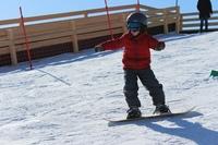 Польза катания на сноуборде: