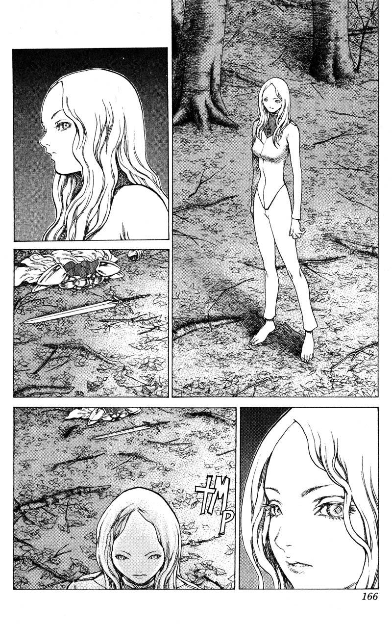 Claymore, Chapter 15, image #5