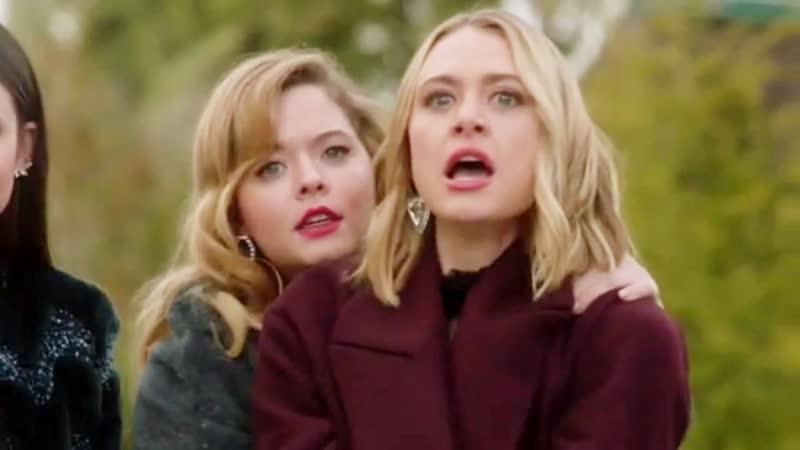 Милые обманщицы: Перфекционистки 1 сезон 9 серия Элисон и Тейлор
