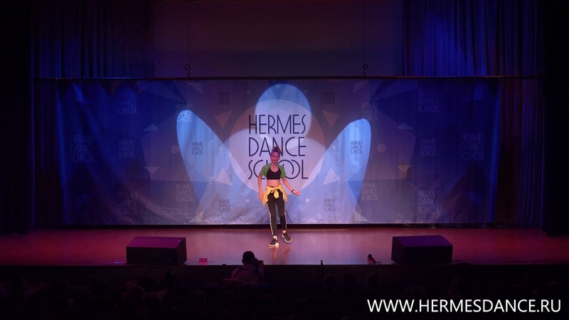 Екатерина Русинович solo adults Hermes Dance Show