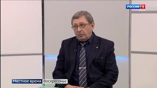 Ледоход в республике начнется раньше срока: интервью начальника Коми ЦГМС Олега Козела