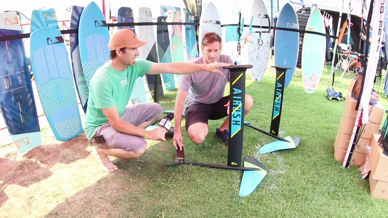 2019 Airush Foil Product Preview