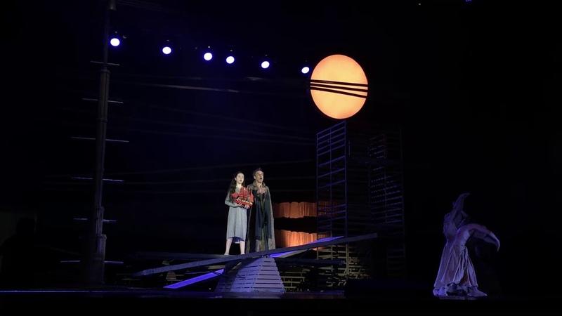 Виктор Есин и Алина Шемонаева Песня Ассоль и Эгля