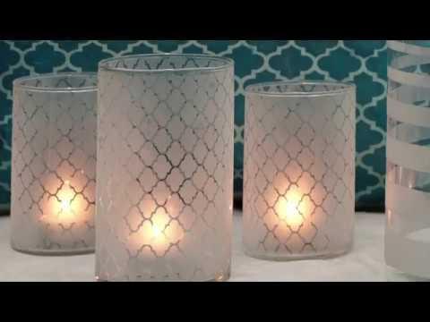DIY Glas Satinierpaste LaBlanche