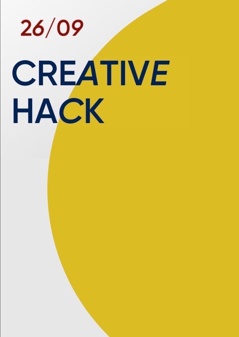 Афиша Екатеринбург Creative Hack на старинном уральском заводе