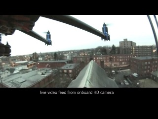 - World First - XactMaps UAV Aerial LIDAR Scanning WITHOUT GPS aided data matching