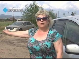 Вопреки ПДД: Жителей одного из микрорайнов Улан-Удэ не устраивает строящаяся дорога