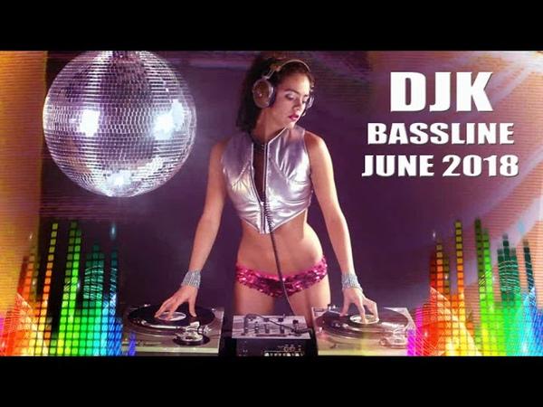 DJK 2018 JUNE - NEW BASSLINE MIX - BASSLINE / NICHE / SPEED GARAGE