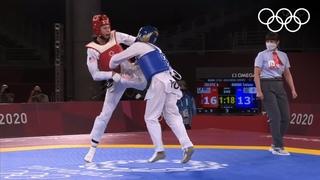 Женское тхэквондо: Татьяна Минина завоевала серебро в неудобной для себя категории