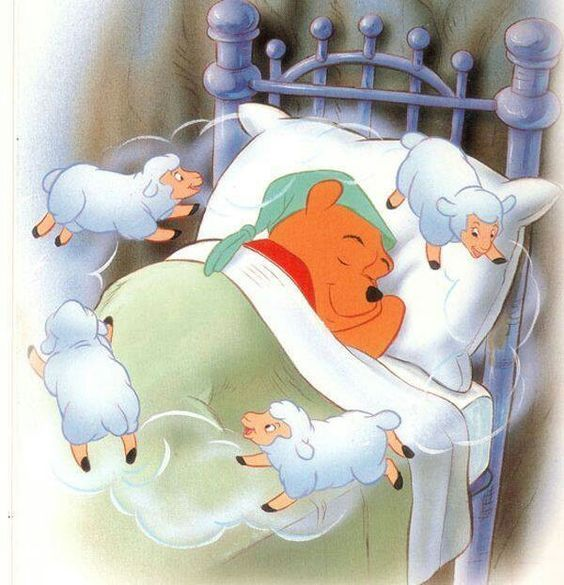 Мультики спят картинки