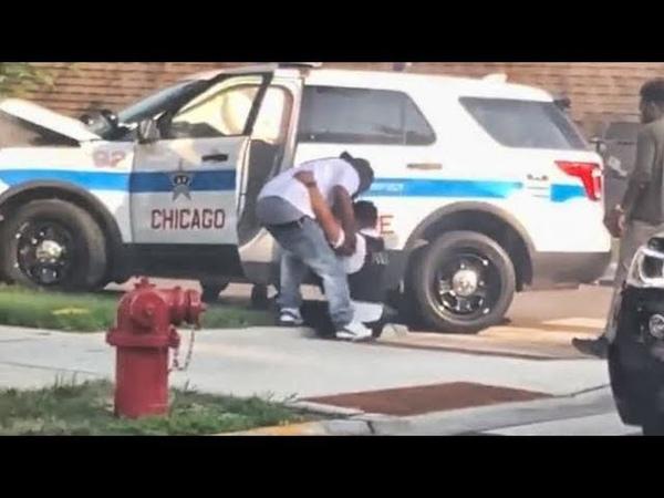Brave People Helps Police. Good Samaritans is Real..!