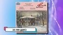 Обзор схемы SS-199 в Cross Stitch Saga (палитра ДМС)