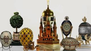 Самые известные пасхальные императорские яйца Фаберже