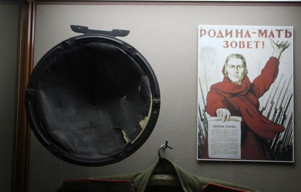 Диффузор в экспозиции Музея истории.