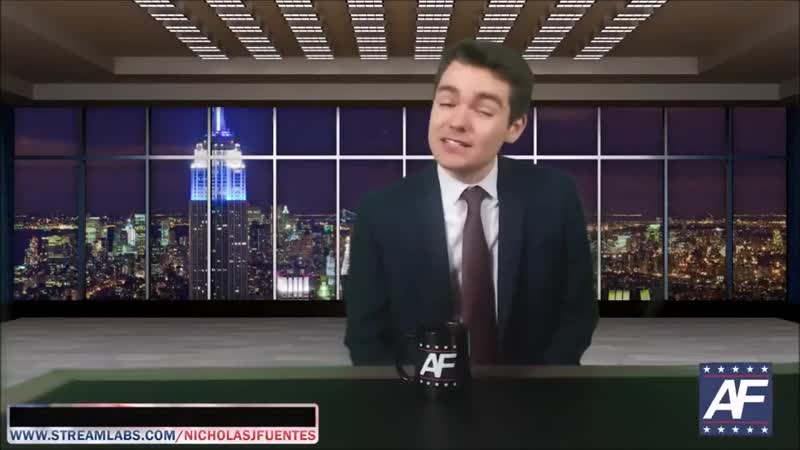 Nick Fuentes How to Red Pill stop asking