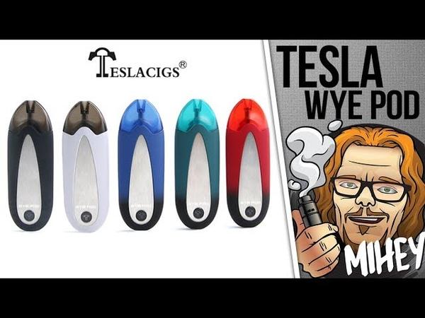 Teslacigs WYE POD 430 mAh Еще один годный