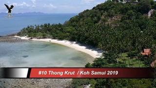 #10 Thong Krut   Koh Samui 2019  overflown with my drone mp4