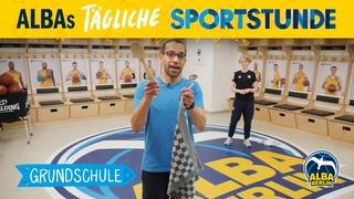 Grundschule 3 Papierflieger ALBAs tgliche Sportstunde