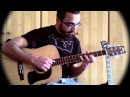 Nirvana Heart Shaped Box cover - Daniel Cassar - acoustic guitar arrangement