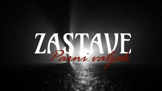 Parni valjak - Zastave (Official lyrics video)
