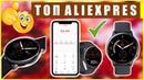 Лучшие смарт часы с Алиэкспресс в 2021 году - Lemfo SG2 смарт часы обзор
