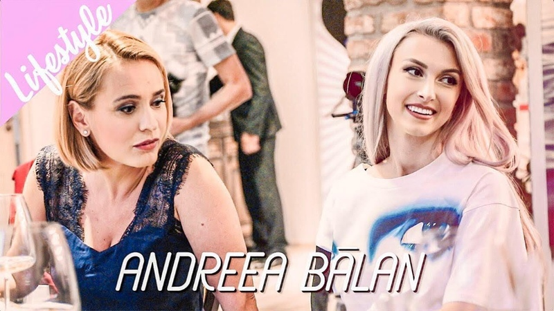 ANDREEA BALAN (31) - ZIUA CU STRABUNICA, SEARA CU ANDREEA ESCA