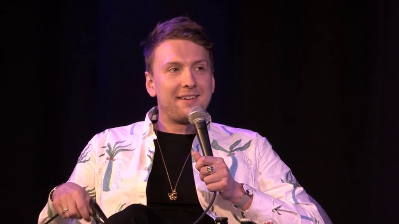 Joe Lycett Richard Herring's Leicester Square Theatre Podcast 195