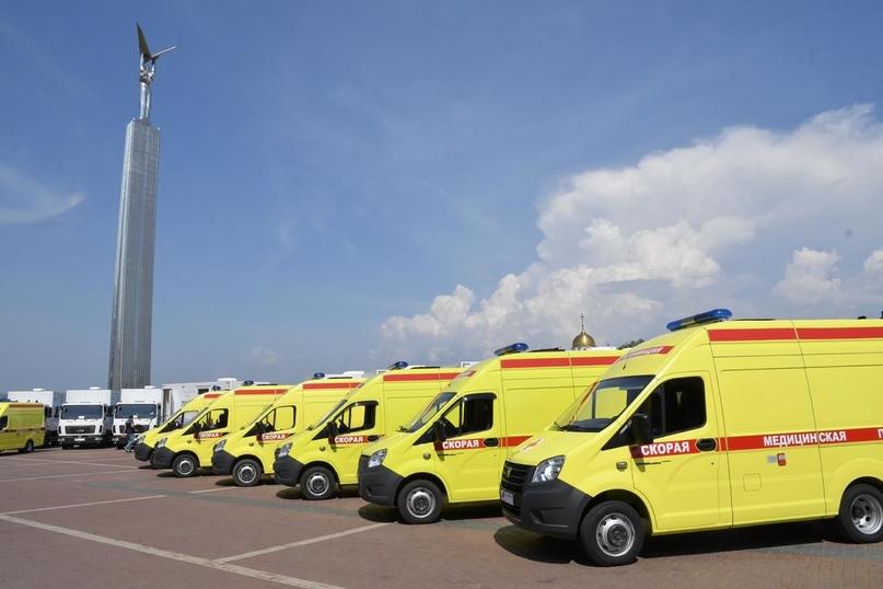 В Самарской области смогли сократить время ожидания скорой помощи