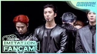 "FANCAM | SHAX (샥스) 이현 (YI HYUN) ""AMEN"" | KBS2 이미테이션 (IMITATION)"