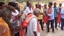 11th Day Puja After Chaitanya Baba Entered Samadhi at Tiger Cave Ashram in Odisha