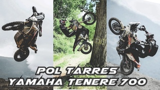 Trial rider Pol Tarres with Yamaha Tenere 700 [BEST SKILLS] *new video*