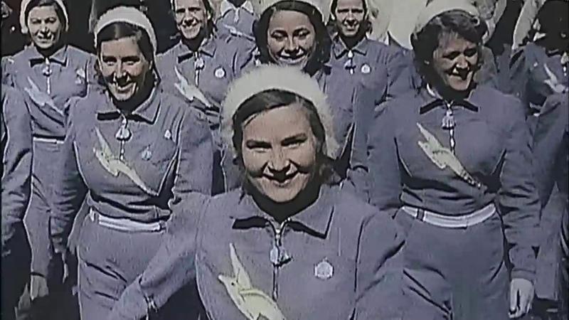 Апокалипсис Вторая мировая война в цвете HD часть 1