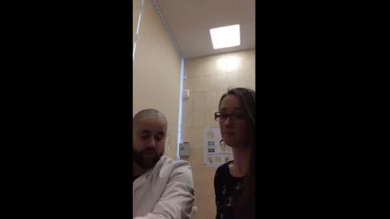 Прямой эфир с ЛОР врачом Ахметовым Фаритом Рафиковичем