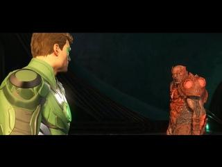 Injustice 2 глава 5 Море бед - Зелёный Фонарь
