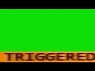Футаж triggered video effect with sound