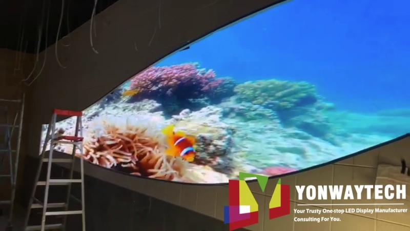 P2 5 outdoor pantalla led display indoor fixed high humidity brightness good ip65 proof advertising