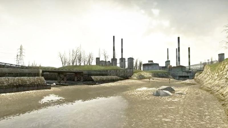 Half-Life 2 Route Comparison - d1_canals_08