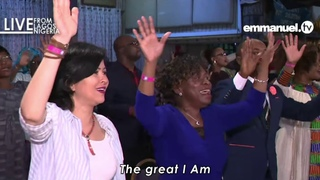 🕘ANOINTED🔥Song+Prayer:🛐HEAVEN on EARTH - GOD Almighty THE Great I AM !!!🎶🎼🏜 TV 📺 (20-Dec-2020)