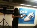 Buckethead's Soothsayer performed by amazing Michael Shulman @ Union Square 5/12/2010