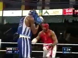 Одланьер Солис vs Дэвид Хэй Чемпионат Мира среди любителей 2001 год