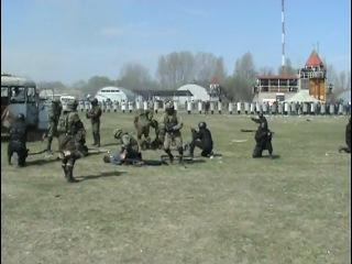Шайтан палка - Штурм автобуса (Спецназ Казахстана)