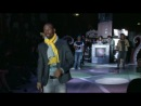 Модели Fabriq.A на Неделе моды в МЕГЕ Осень 2010, работают