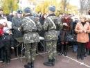 Присяга 05.11.2010г. гор. Житомир