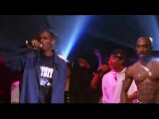 2Pас ft Snoop Dogg | Последний концерт Пака