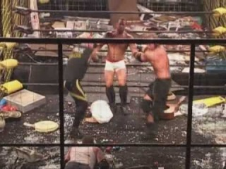 CZW The Cage of Death