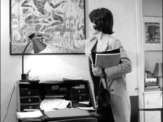Современная студентка (A Modern Coed / Une étudiante d'aujoud'hui, 1966)