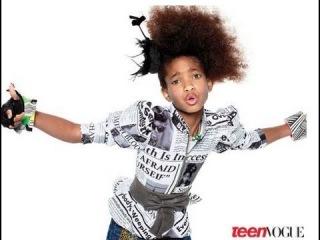 Фотосессия Willow Smith для журнала Teen Vogue